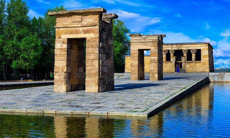 Đền thờ Debod