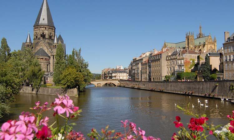 du lịch Metz