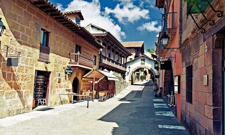 Làng Poble Espanyol