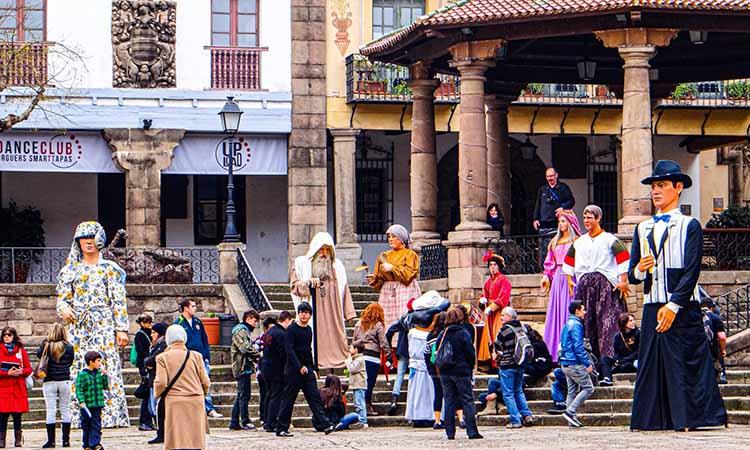 Trải nghiệm văn hóa Tây Ban Nha
