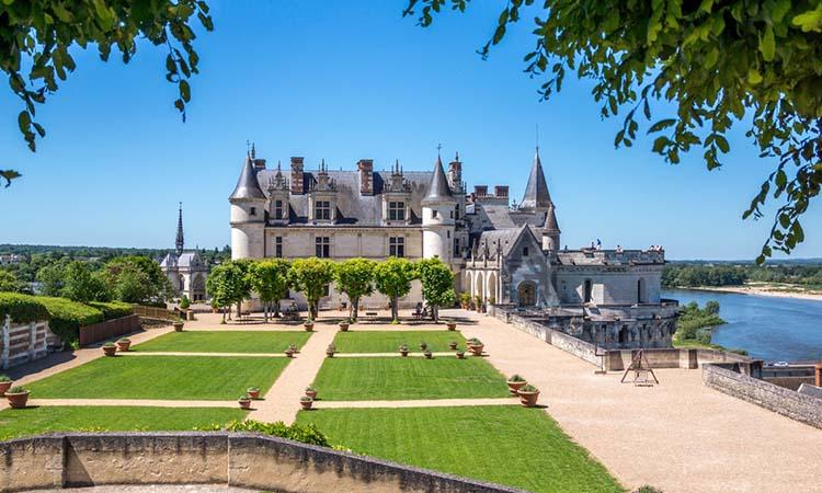 Lâu đài Amboise - bảo tàng Phục Hưng tầm cỡ