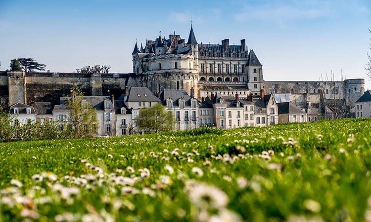 Lâu đài Amboise