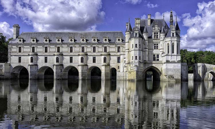 Kiến trúc của lâu đài Amboise