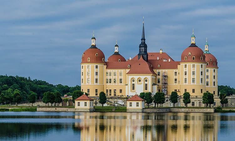 Lâu đài Moritzburg