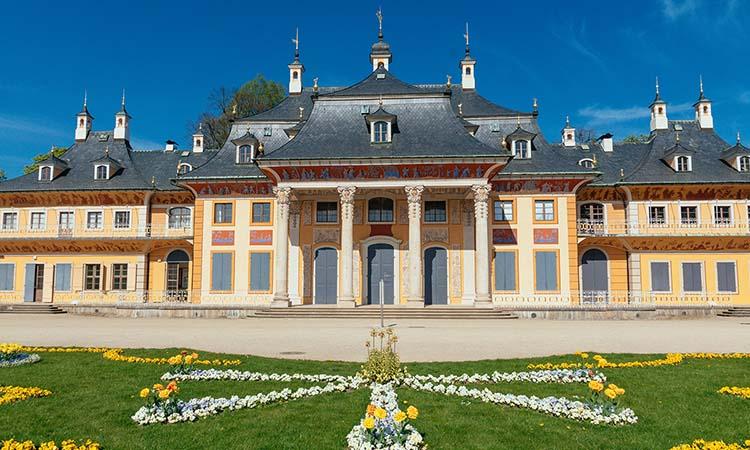 Lâu đài Pillnitz