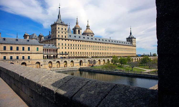 Lâu đài San Lorenzo de El Escorial
