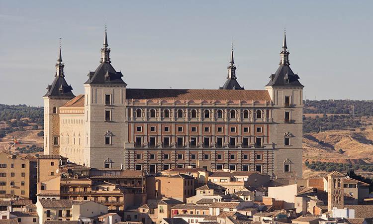 Lâu đài Toledo