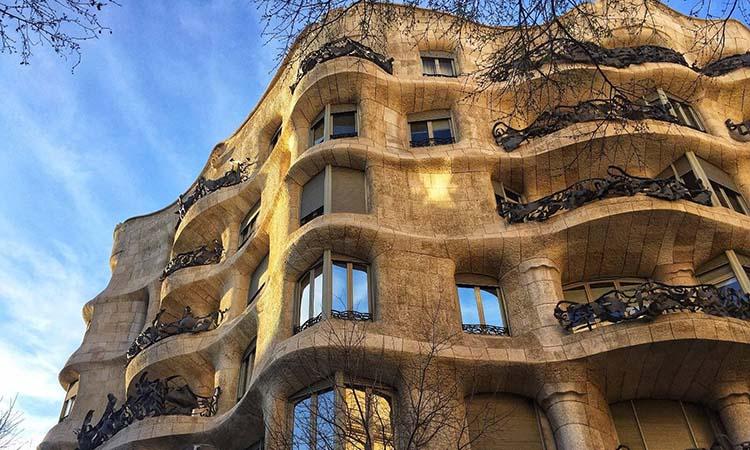 Ngôi nhà Casa Mila