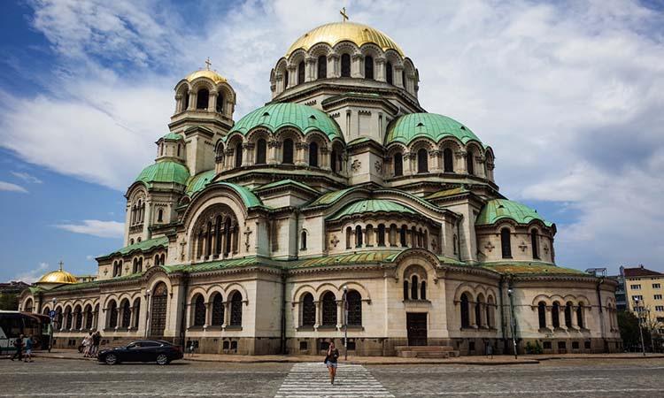 Nhà thờ Alexander Nevsky có lịch sử lâu đời