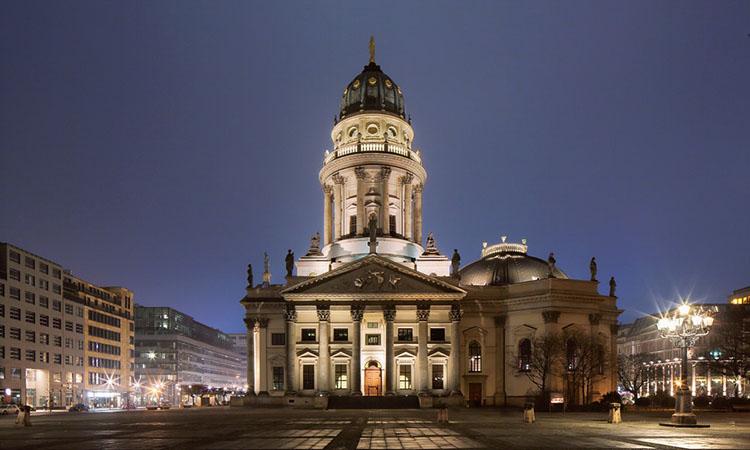Nhà thờ Deutscher Dom