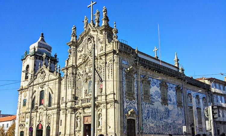 Nhà thờ Igreja do Carmo