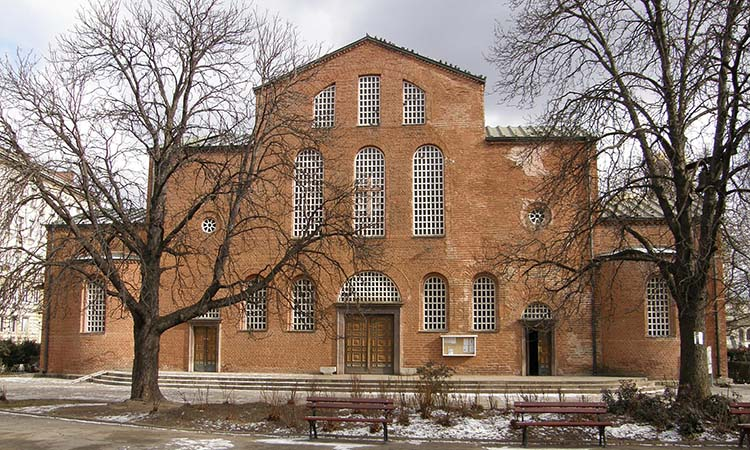Nhà thờ Saint Sofia