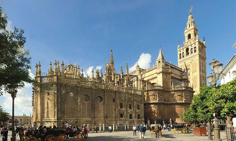 Nhà thờ Seville