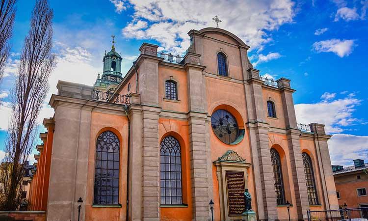 Nhà thờ Storkyrkan
