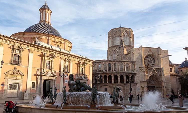 Nhà thờ Valencia