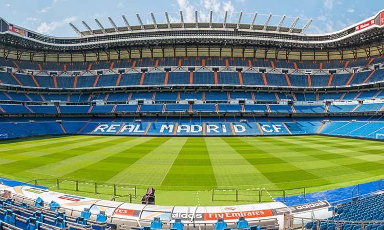 Sân vận động Santiago Bernabeu