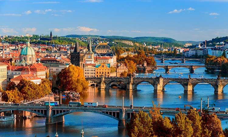 Sông Vltava