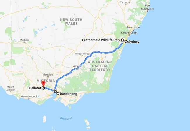 Tour du lịch Úc SYDNEY – MELBOURNE tháng 10 -11 (7N6Đ)