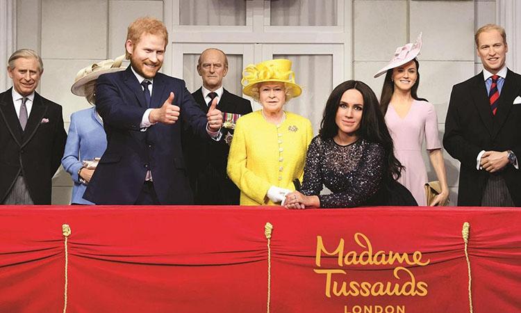 Bảo tàng sáp Madame Tussauds