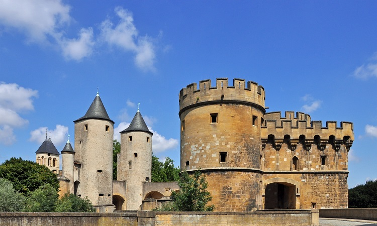 Cổng thành Porte des allemands