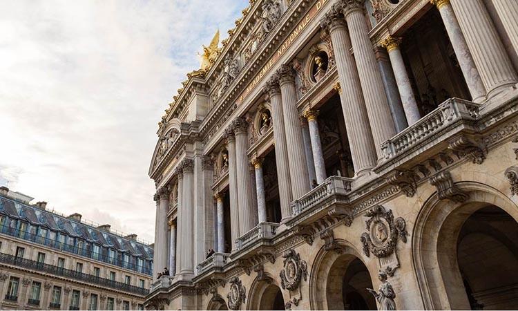 Nhà hát Garnier