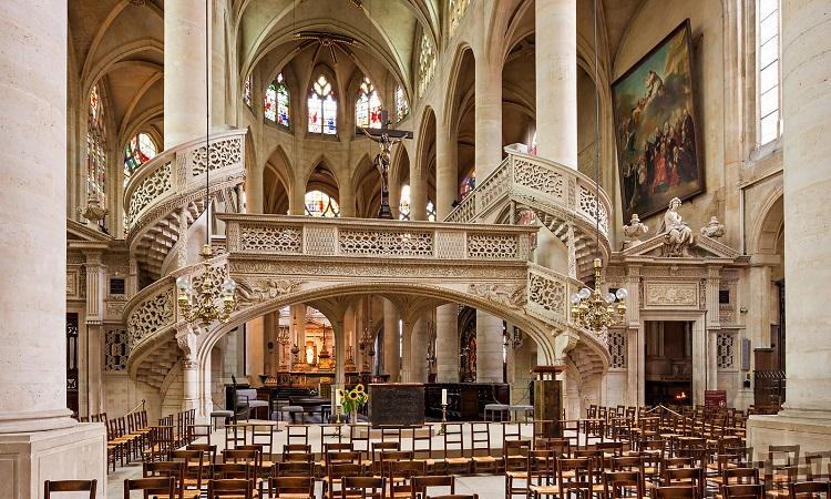Phong cách gothic của nhà thờ