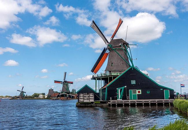 Thu Châu Âu vàng quyễn rũ Pháp - Bỉ - Hà Lan - Đức 10 ngày 9 đêm