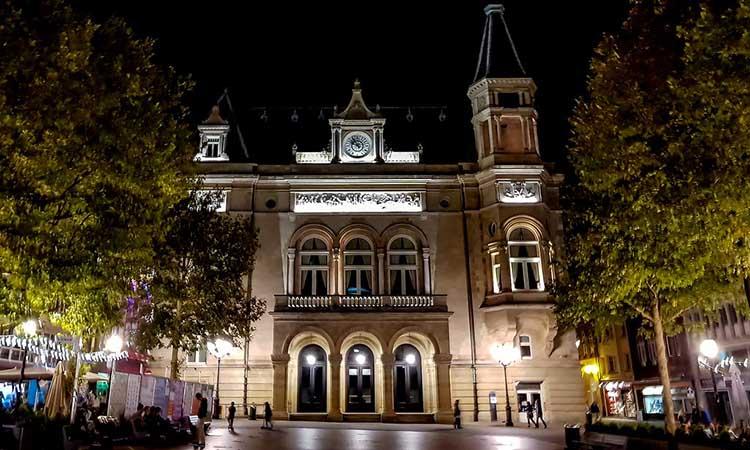 Quảng trường Place d'Armes