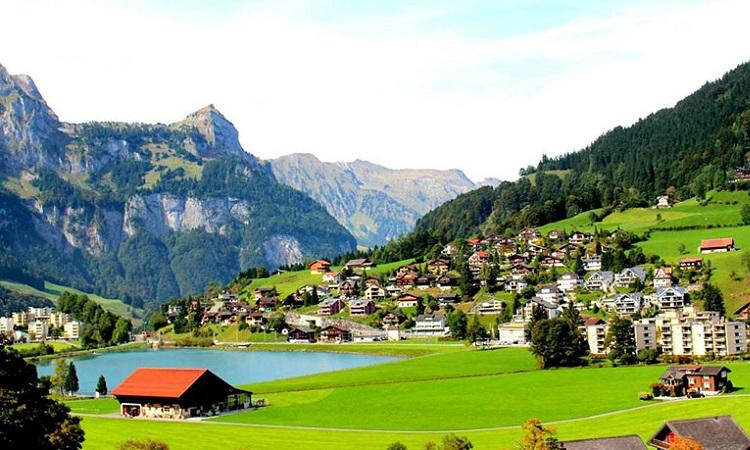 Thị trấn Engelberg