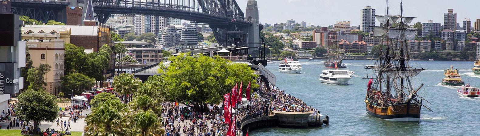 Tour du lịch Úc khám phá SYDNEY - MELBOURNE 7 ngày