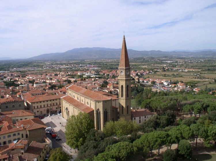 Nhà thờ Doumo, Arezzo