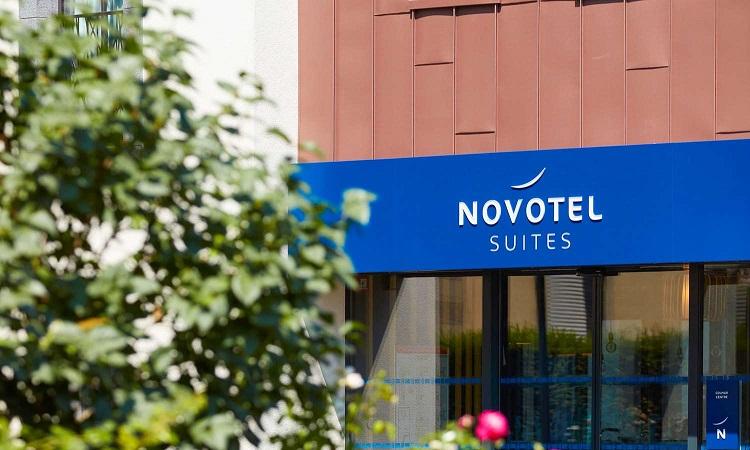 Khách sạn Novotel ở Colmar