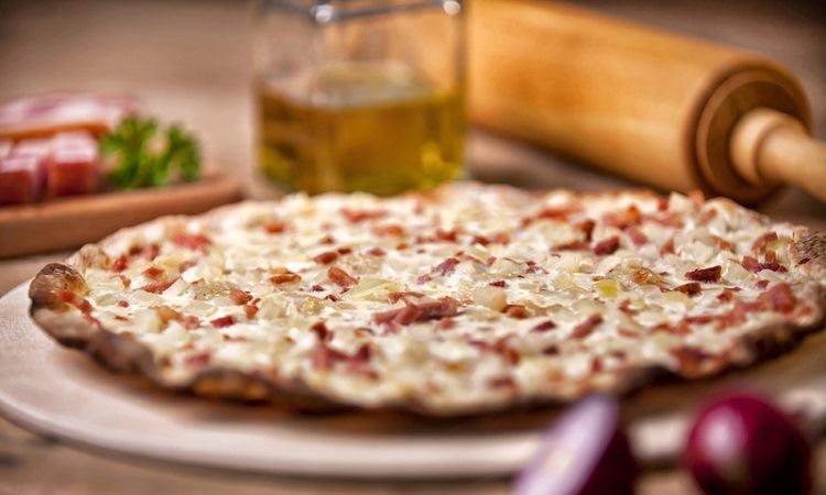 Bánh pizza tại Koblenz