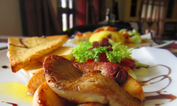 Trải nghiệm ẩm thực tại Lourdes