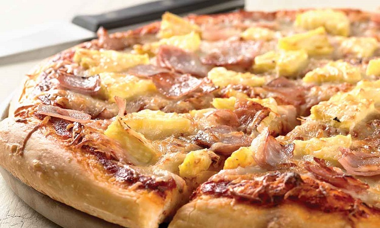 Bánh pizza, đồ ăn phổ biến tại Pisa
