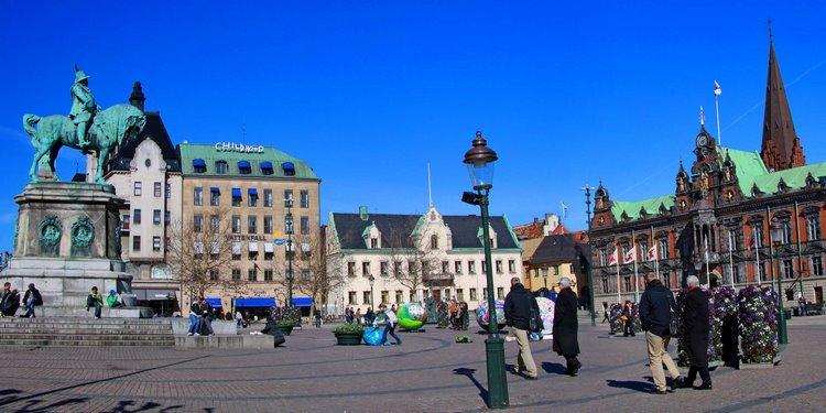 Quảng trường Stortorget, Stockholm