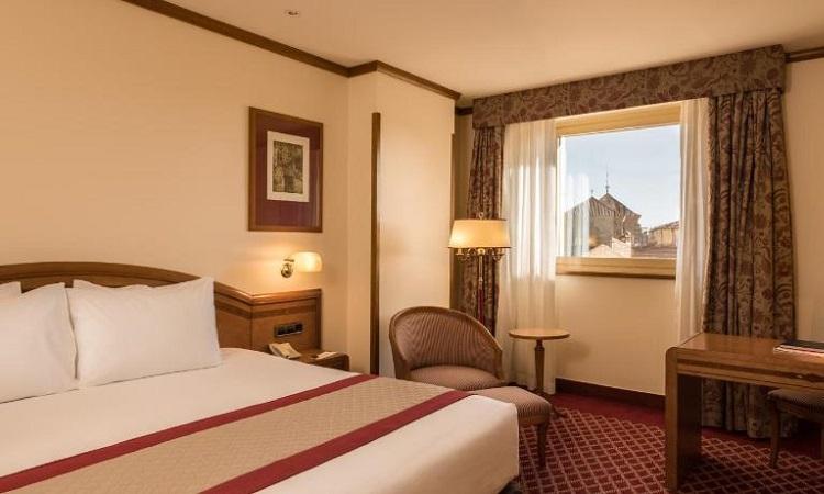 Rất nhiều khách sạn tốt ở Salamanca