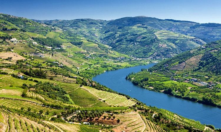 Sông Douro yên bình
