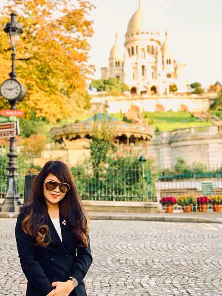 Chị Nguyễn Thị Hồng Thái