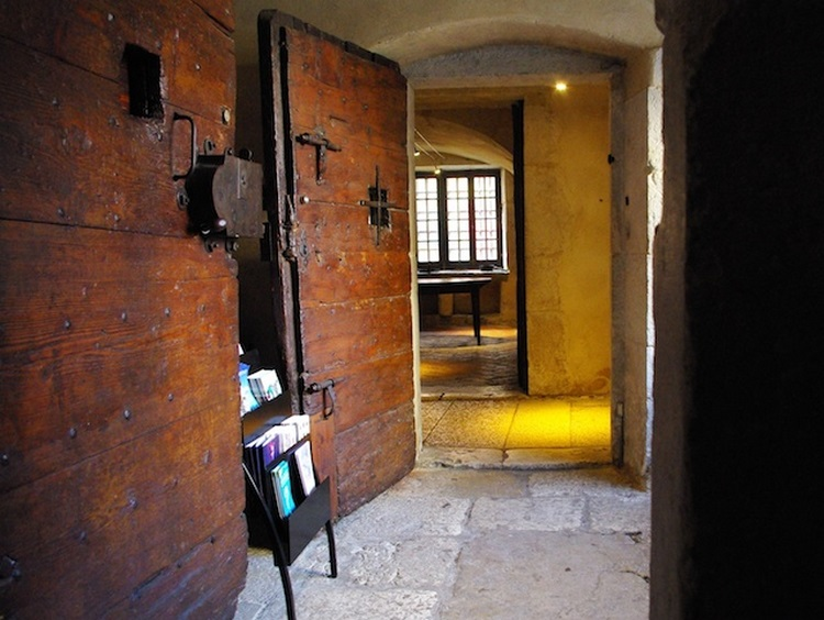 Các phòng trong Lâu đài