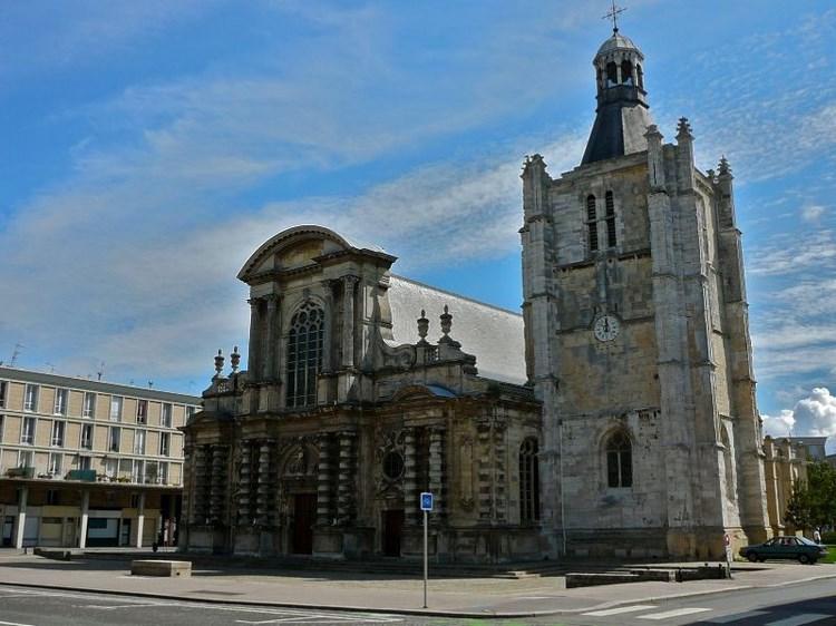 Nhà thờ Le Havre