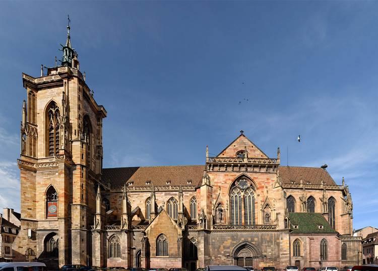 Nhà thờ Saint Martin, Colmar