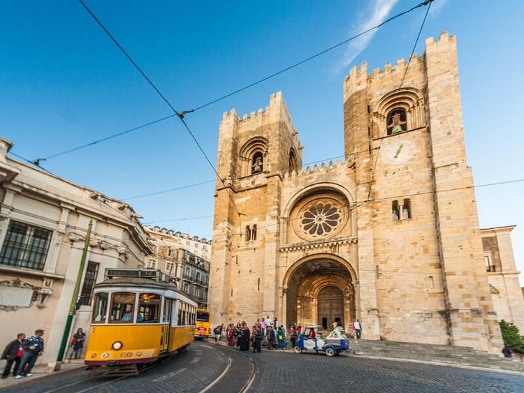 Nhà thờ Lisbon (Sé)