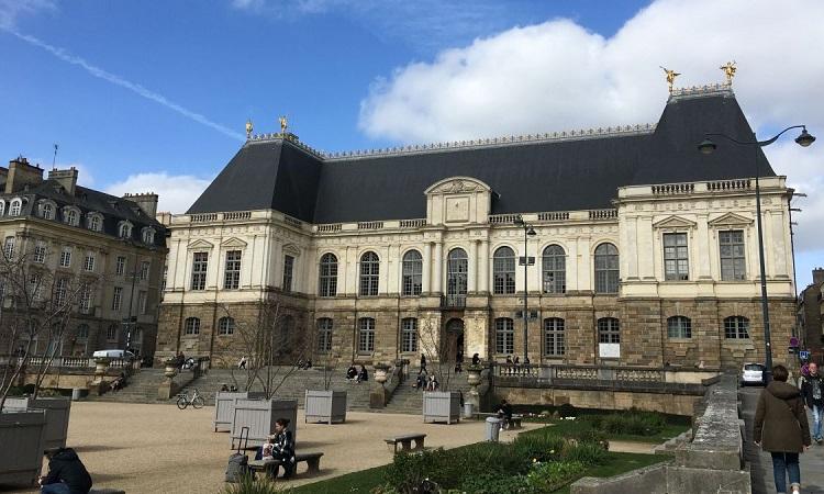 Tòa nhà Quốc Hội Parlement de Bretagne