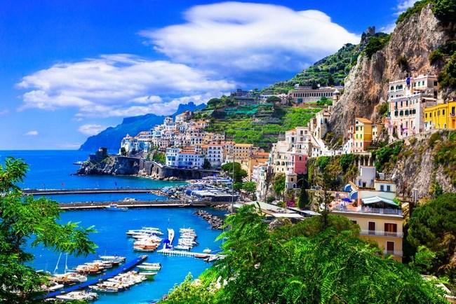 Bờ biển Amalfi