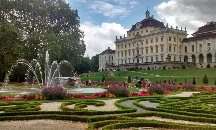 Cung điện Ludwigsburg