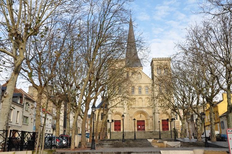 Khu phố Quartier Saint Vincent