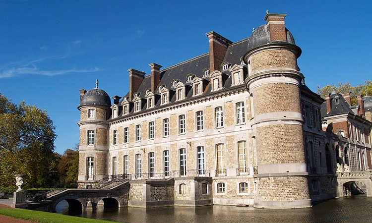 lâu đài Beloeil