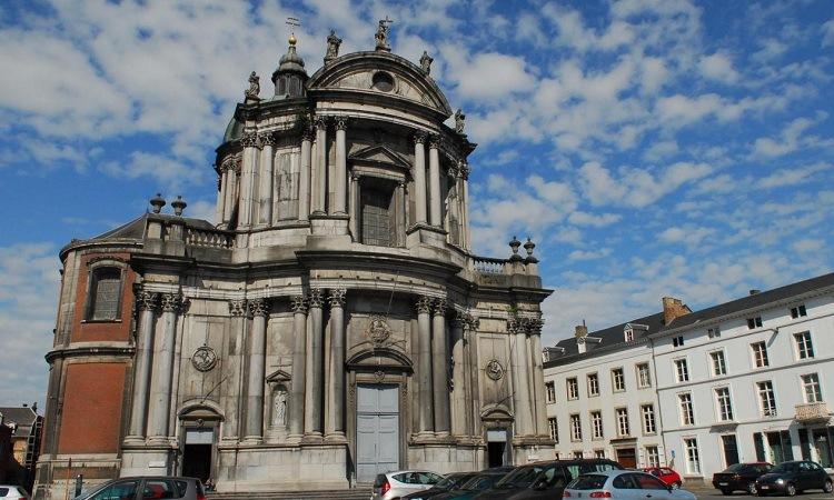 Nhà thờ Saint Aubain