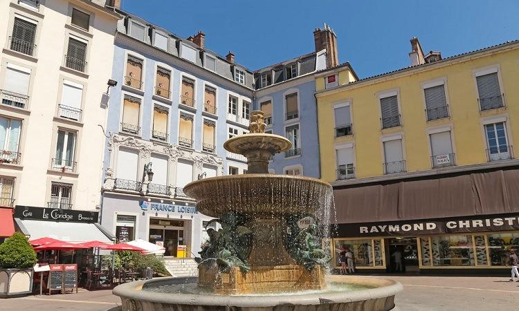 Quảng trường Grenette - Grenoble